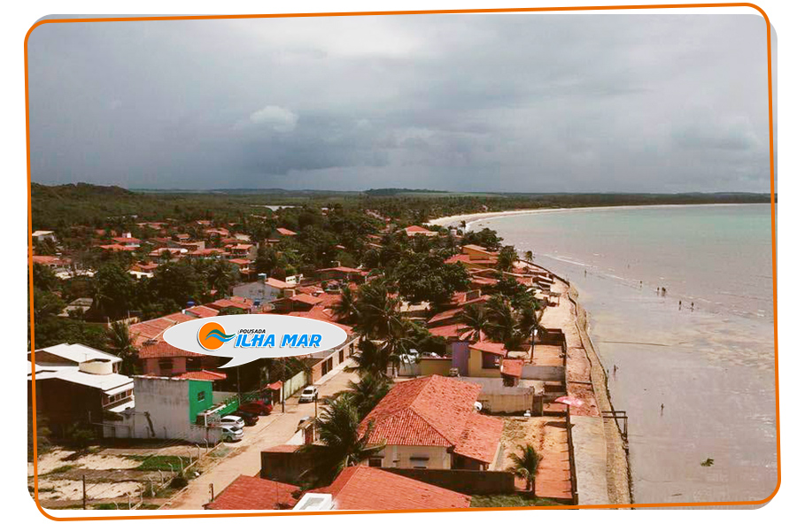 Na melhor localização da Barra de Santo Antônio.